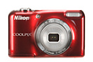 Nikon COOLPIX L27 ROUGE photo 2