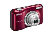 Nikon COOLPIX L29 ROUGE