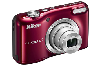 Appareil photo compact COOLPIX L31 ROUGE Nikon