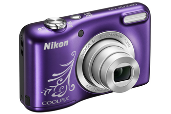 Appareil photo compact COOLPIX L31 VIOLET Nikon