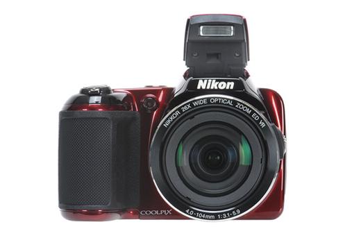 Nikon COOLPIX L810 ROUGE