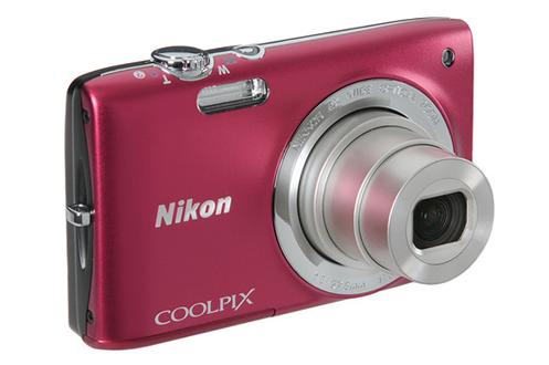 Nikon COOLPIX S2700 ROUGE