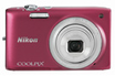 Nikon COOLPIX S2750 ROUGE + ETUI + SD 4 GO photo 2