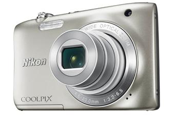 Appareil photo compact COOLPIX S2900 ARGENT Nikon