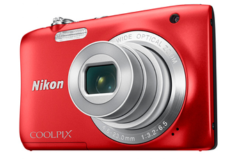 Appareil photo compact COOLPIX S2900 ROUGE Nikon