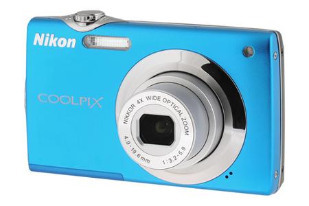 Appareil Photo Compact Nikon Coolpix S3000 Bleu Darty
