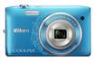Nikon COOLPIX S3500 BLEU photo 1