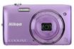 Nikon COOLPIX S3500 VIOLET photo 3
