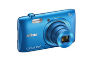 Nikon COOLPIX S3600 BLEU