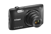 Nikon COOLPIX S3600 NOIR