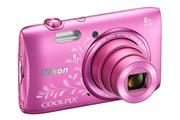 Nikon COOLPIX S3600 ROSE