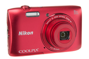 Nikon COOLPIX S3600 ROUGE