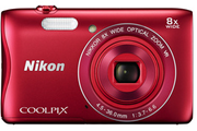 Nikon COOLPIX S3700 ROUGE
