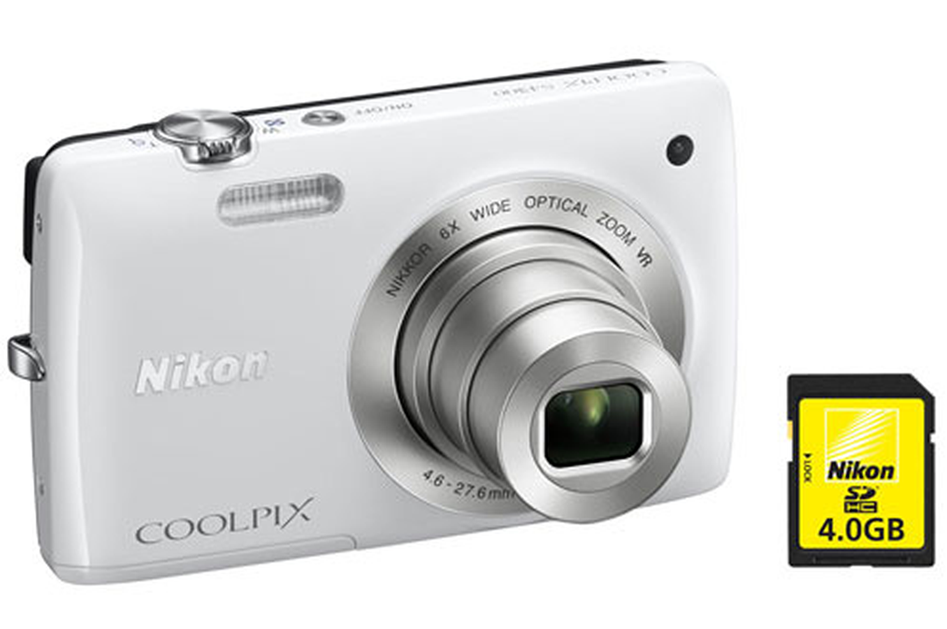appareil photo compact nikon coolpix s4300 blanc eternel 4go coolpix s4300 blanc 3583422 darty. Black Bedroom Furniture Sets. Home Design Ideas