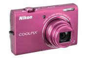 Nikon COOLPIX S6200 ROSE