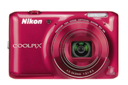 Nikon COOLPIX S6400 ROUGE
