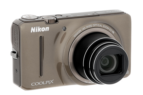 Nikon COOLPIX S9200 MARRON