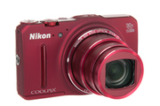 Nikon COOLPIX S9700 ROUGE