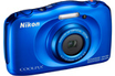 Nikon COOLPIX W100 BLEU PACK SAC A DOS photo 6