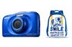 Nikon COOLPIX W100 BLEU PACK SAC A DOS photo 1