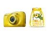 Appareil photo compact COOLPIX W100 JAUNE PACK SAC A DOS Nikon