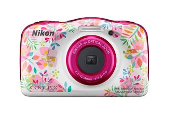 Appareil photo compact Nikon COOLPIX W150 FLEURS + SAC