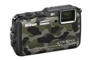 Nikon COOLPIX AW120 CAMOUFLAGE