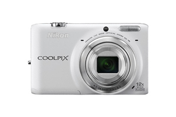 Appareil photo compact NIKON COOLPIX S6500 Nikon
