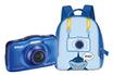 Nikon COOLPIX S32 KIT SAC A DOS BLEU