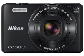 Appareil photo compact COOLPIX S7000 + HOUSSE+ SD 8GO Nikon