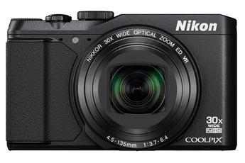 Appareil photo compact Coolpix S9900 NOIR Nikon