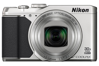 Appareil photo compact Coolpix S9900 TITANIUM Nikon