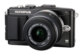 Appareil photo hybride E-PL5 NOIR + 14-42MM Olympus