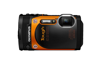 Appareil photo compact TG-860 ORANGE Olympus