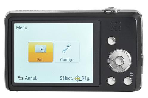 Panasonic DMC-FS40 NOIR+ETUI