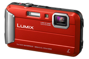 Panasonic LUMIX DMC-FT25 ROUGE