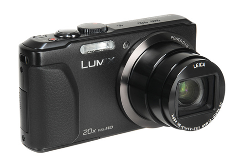 Panasonic LUMIX DMC-TZ37 NOIR / 100 pts
