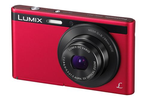 Panasonic LUMIX DMC-XS1 ROUGE