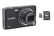 Panasonic LUMIX DMC-SZ3 +SD4GO