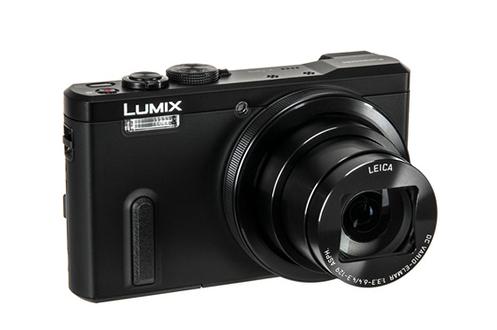 Capteur CMOS Haute Sensibilité 18 Mpixels Zoom Leica 30x 24-720mm, stabilisation avancée 5 axes Ecran 7.5cm et viseur électronique, orientable Partage et contrôle facile sans fil avec le Wifi / NFC