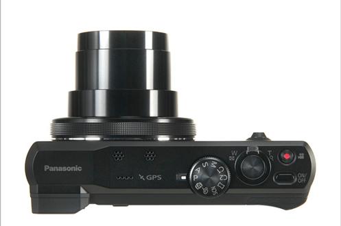 Appareil photo compact Panasonic LUMIX DMC TZ60 NOIR