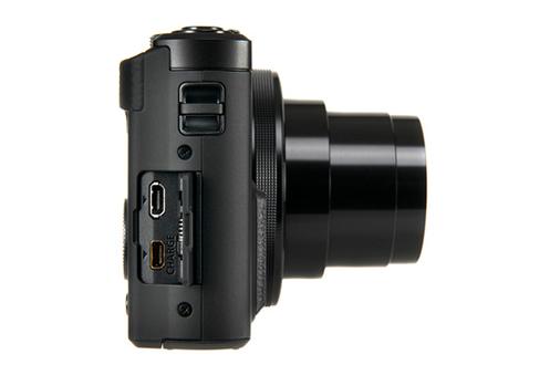 Appareil photo compact Panasonic LUMIX DMC TZ60 NOIR (4000196)