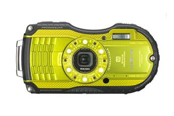 Appareil photo compact WG-4 CITRON VERT Pentax