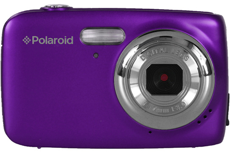 appareil photo compact polaroid ie126 violet darty. Black Bedroom Furniture Sets. Home Design Ideas