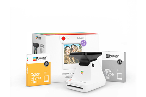 IMPRIMANTE PHOTO POLAROID LAB COFFRET 2 FILMS