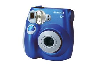 Appareil photo compact PIC 300 BLEU Polaroid