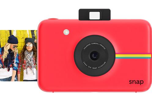 Polaroid SNAP ROUGE + 1 FILM DE 10 PHOTOS