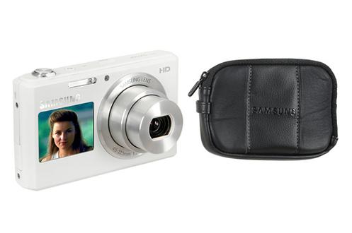 Samsung DV150F BLANC + ETUI