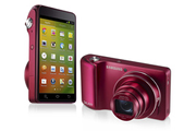 Samsung Galaxy Cam Rouge WiFi