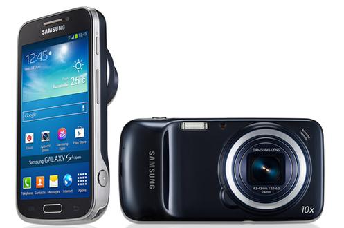 Samsung Galaxy S4 Zoom Noir